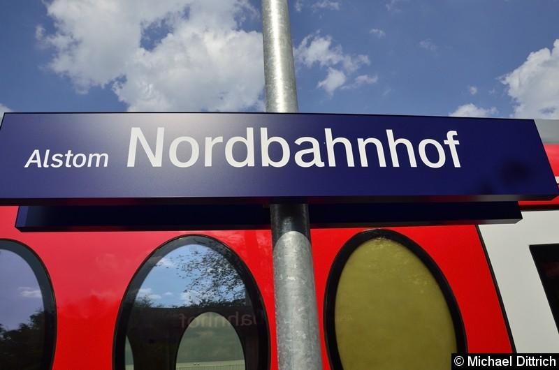 Ob Alstom einen Süd-, Ost- oder Westbahnhof hat, war nicht zu erfahren.