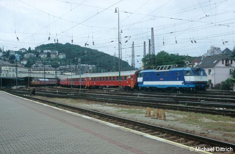 Bild: Bratislava hl. st.