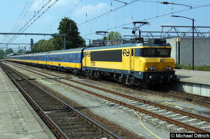 Bild: 1779 als IC von Venlo nach Den Haag in Venlo.