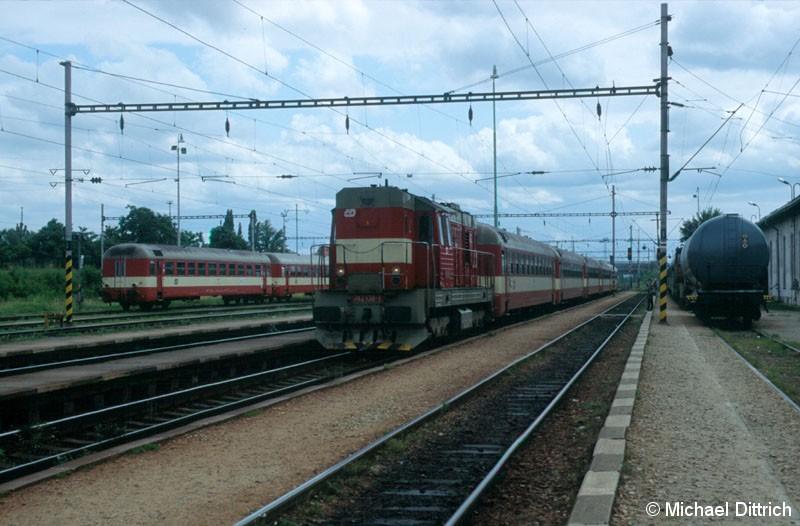 Bild: 742 138 in Brno-Horni Herspice.