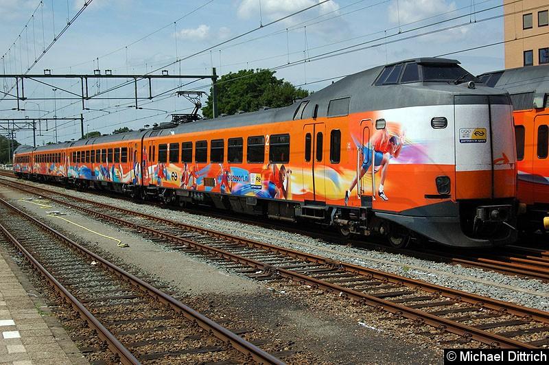 Bild: 4240 abgestellt in Enschede.
