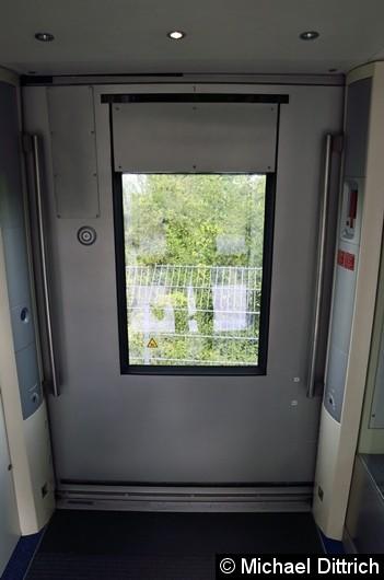 Bild: Einstiegsbereich.