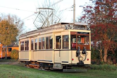 Triebwagen 3495
