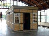 Bild: Impressionen des alten Bahnhofs
