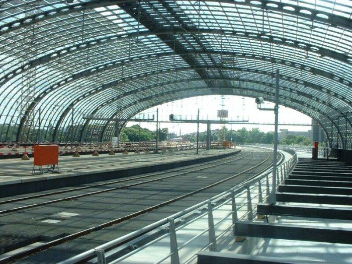 Bild: Blickrichtung Bellevue.  Aufgenommen am 05.07.2002
