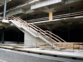 Bild: Impressionen des neuen Bahnhofs
