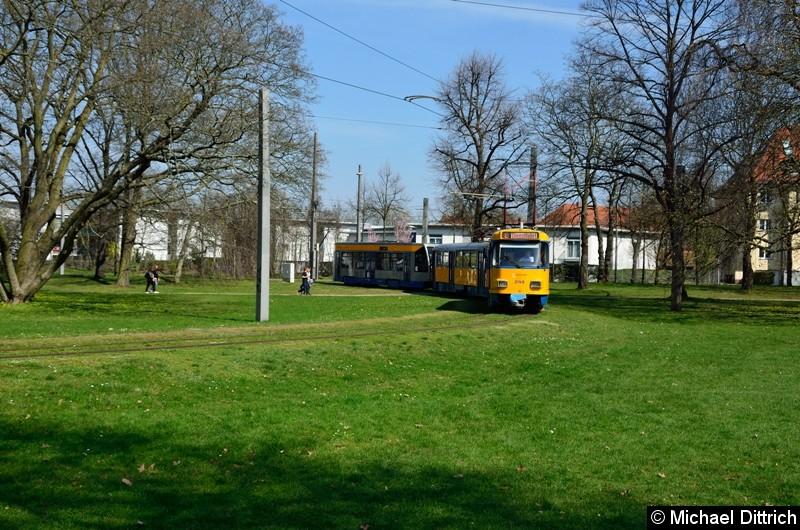 2149+2062+930 kamen ebenfalls als Dienstfahrt durch den Park Naunhofer Str.